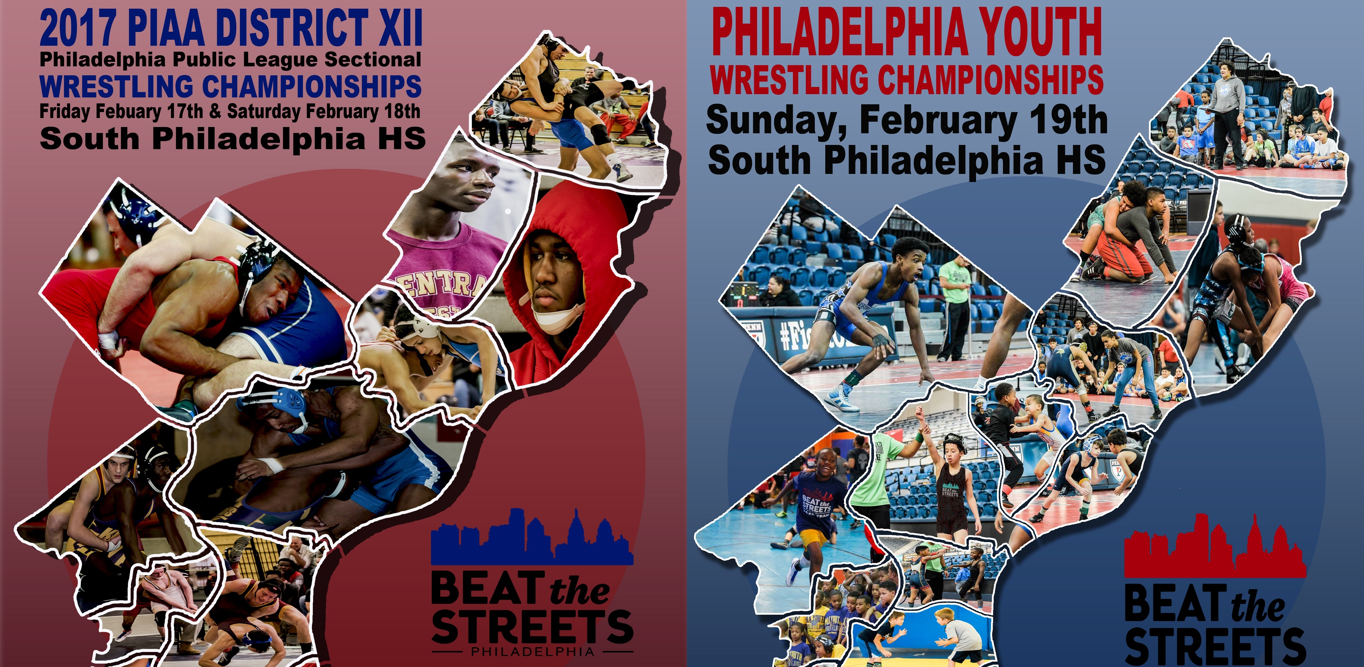 Philadelphia Public League Sectional and Youth Wrestling Championships