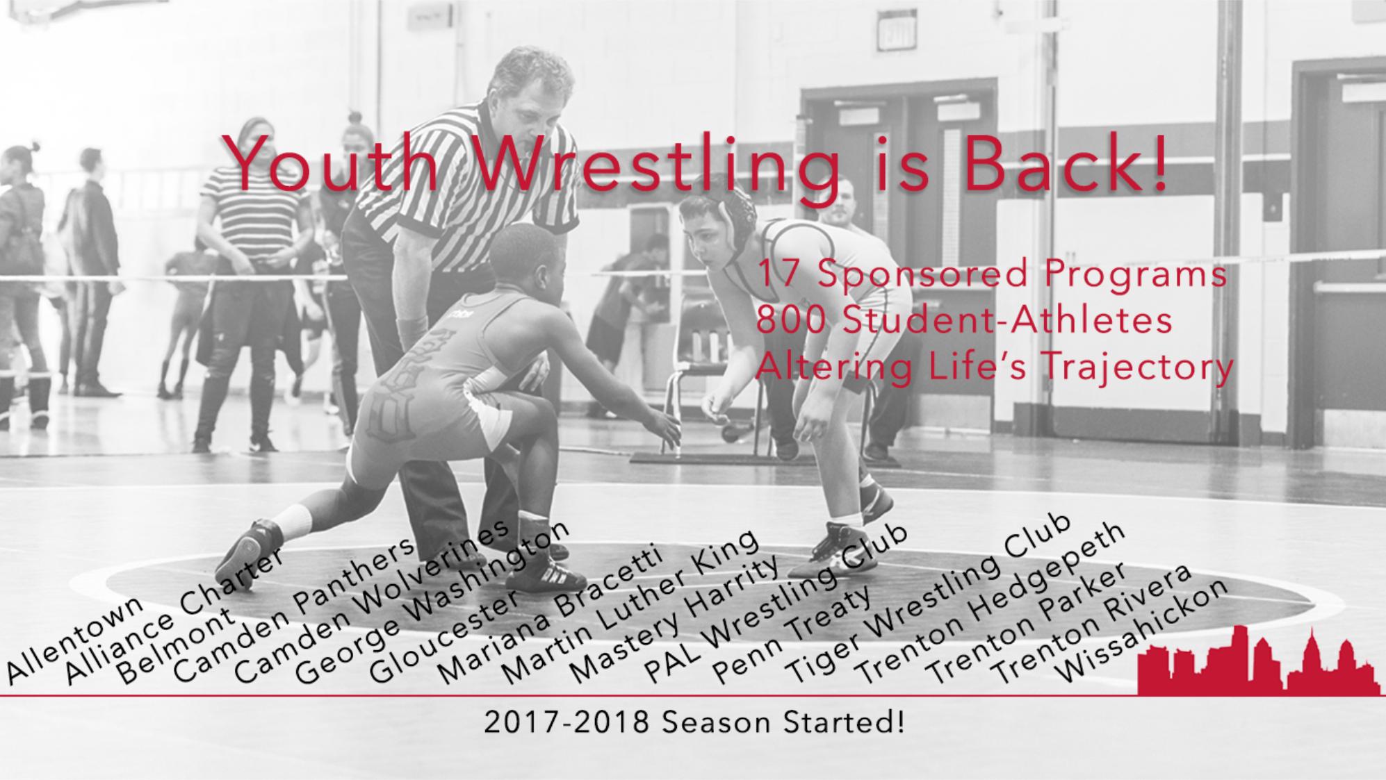 Youth Wrestling Returns