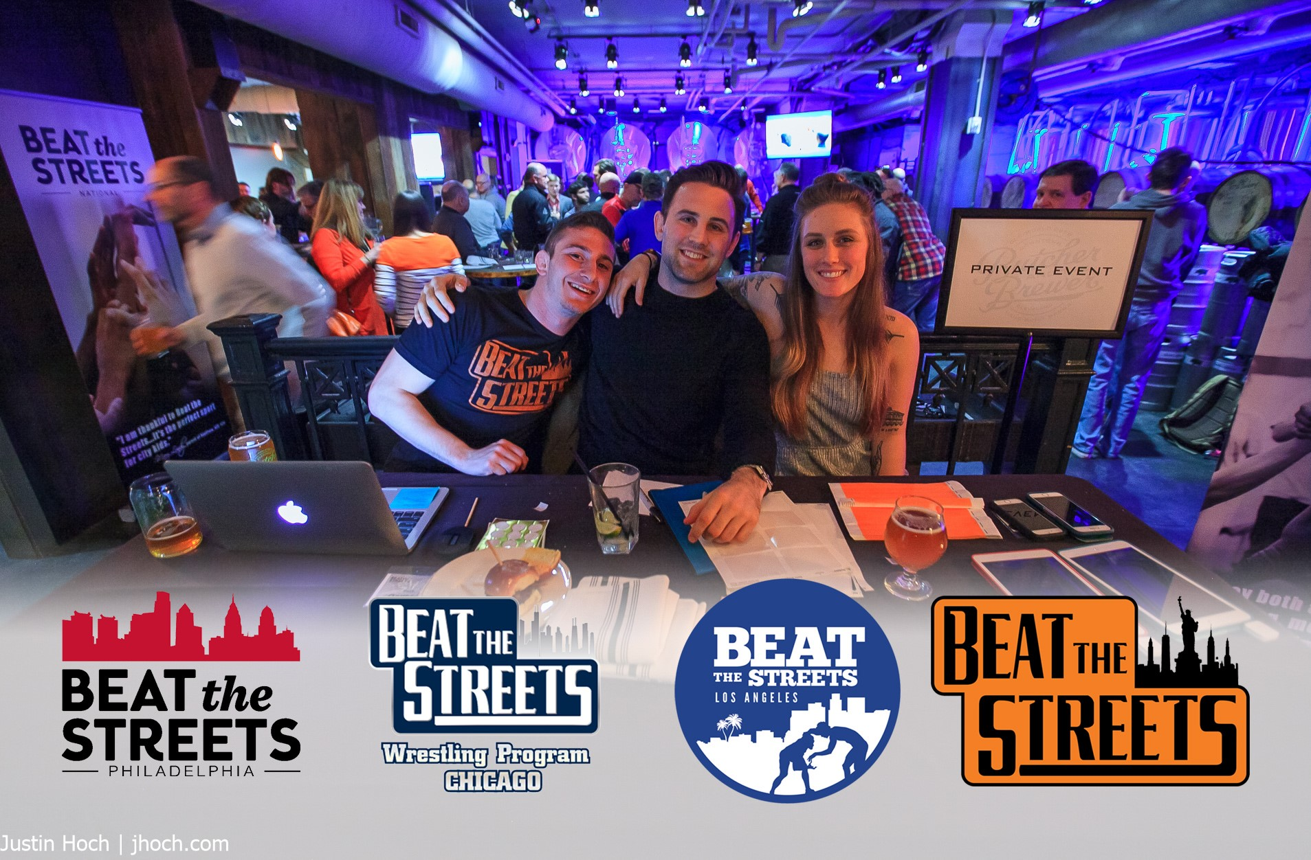 Press Release: Beat the Streets National Supporting Youth Development Programs to Grow Wrestling Opportunities