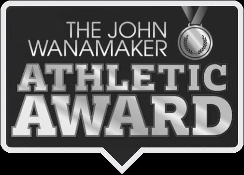 john wanamaker athletic award